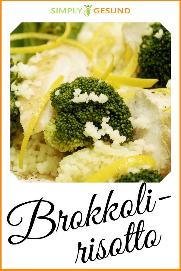 brokkolirisotto