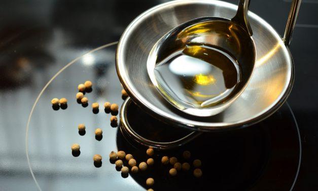 Gesunde Öle sind Treibstoff für den Körper