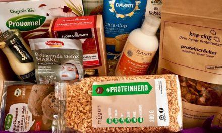 Für dich getestet: die Vegan-Box!