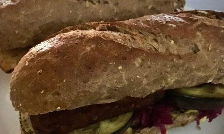 Baguettes mal ganz anders – und vegan