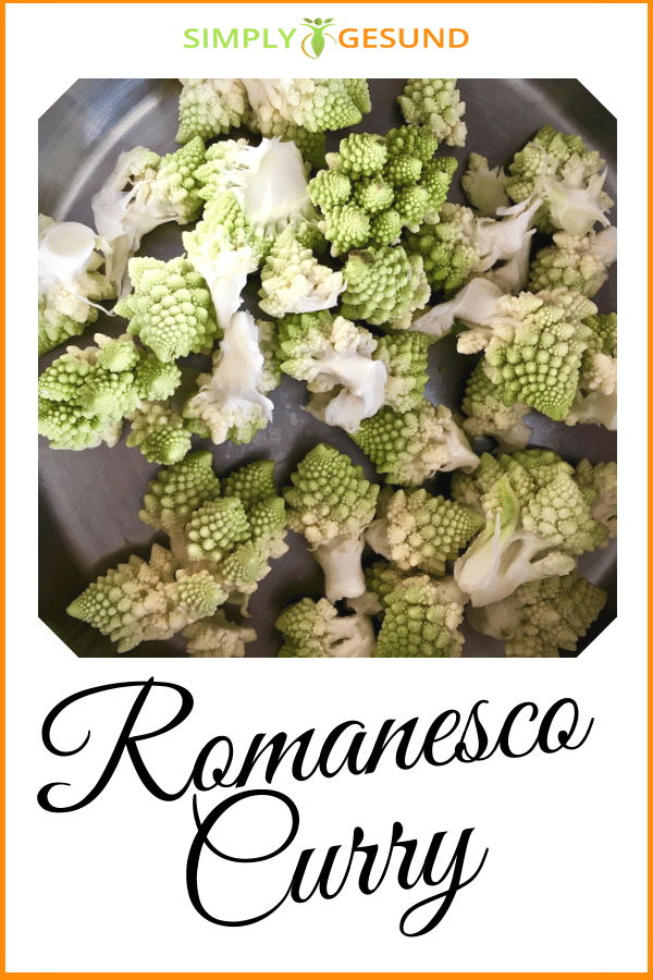 Romanesco Curry