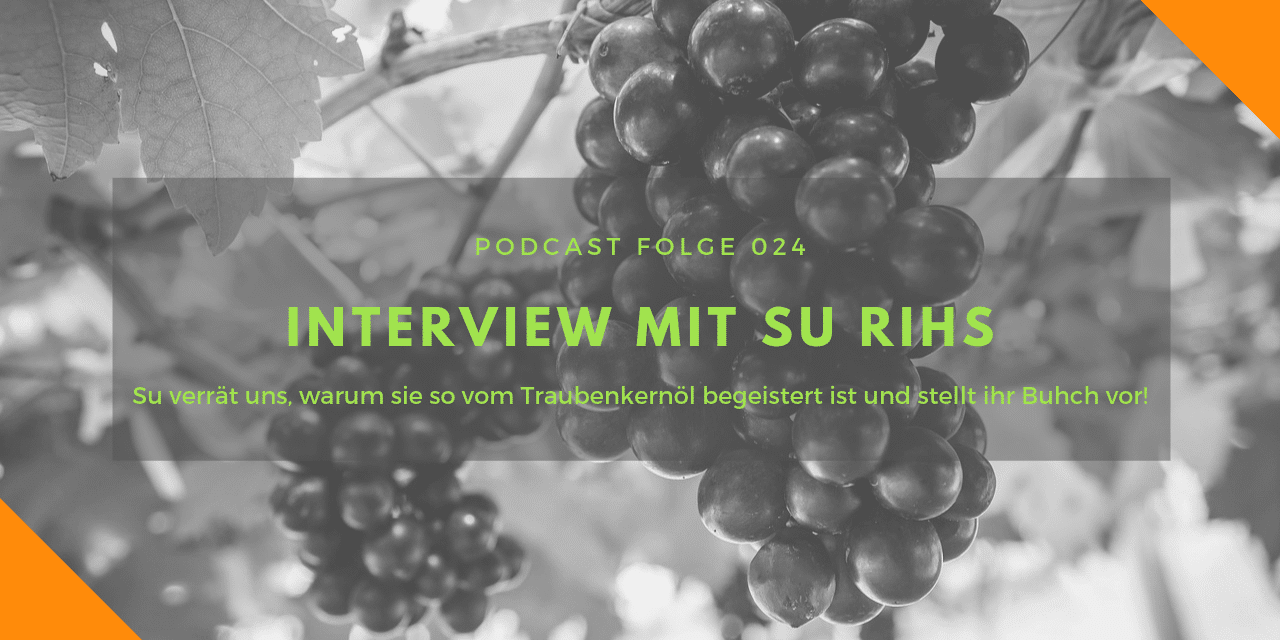 Podcast-Folge 24: Interview mit Su Rihs